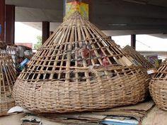 Chicken basket - Spain