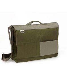 Street 2.0 Messenger Bag Olive