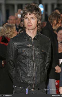 Noel Gallagher - 2007 Brit Awards - Arrivals