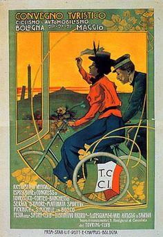 Convegno turistico di ciclismo e automobilismo  Bologna 1899