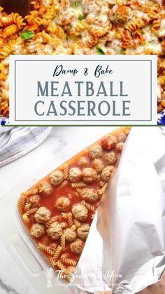Easy Casserole Dishes, Quick Casseroles, Dinner Casserole Recipes, Pasta Bake Recipes, Fast Dinners, Quick Weeknight Dinners, Easy To Make Dinners, Easy Family Dinners, Easy Weeknight Meals