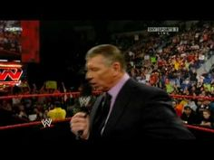 Mr. McMahon owns WHAT!? chants on Raw