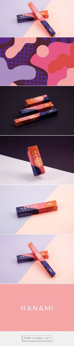 HANAMI / Australian cosmetic company / Designed by Eve Warren