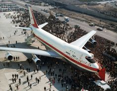 1st Boeing 747 Roll Out Ceremony- Boeing Everett Factory September 30 1968.
