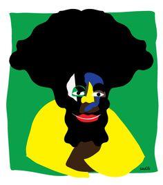 CHICO REI DO BRAZIL, L'histoire-portrait d'un autre esclave au destin extraordinaire qui a réussi a racheté sa liberté. Un africain devenu riche, roi et Brésilien, après avoir connu l'enfer des mines d'OURO PRETO (l'or noir). Cela se passe au 18eme siècle .... http://www.sadiksite.com/blog/