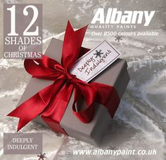 Deeply Indulgent from Albany Paint.  www.albanypaint.co.uk