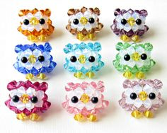 Baby Owls in Shop! by SparkleMeHappy.deviantart.com on @deviantART