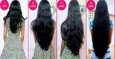 Comment faire pousser vos cheveux de plus d' 1 cm par semaine ! - Comment faire pousser vos cheveux de plus d' 1 cm par semaine ! How To Grow Your Hair Faster, How To Make Hair, Grow Long Hair, Grow Hair, Curly Hair Styles, Natural Hair Styles, Hair Remedies, Tips Belleza, Hair Health