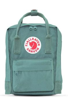Fjall Raven, Kanken Mini Backpack - Frost Green