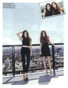 Jung sister - Krystal n Jessica