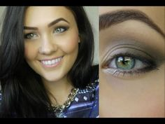 Naked Basics - Smokey Eye - YouTube