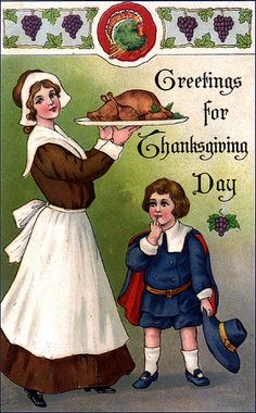 Thanksgiving Greetings...