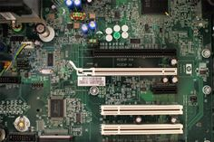 """A motherboard, """"Components Inside Your Computer."""""""