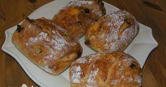 """Ah ces petits pains sans pétrissage ont fait fureur lors d'un atelier """"spécial pain"""" entre copines. Mon amie Orianne avait décidé de faire ..."""