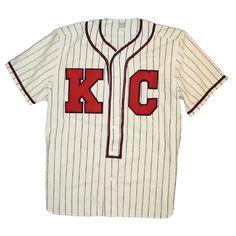 1945 KC Monarchs Jersey