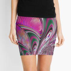 Fractal Art, Chiffon Tops, Digital Art, Mini Skirts, Art Prints, Printed, Awesome, Stuff To Buy, Accessories