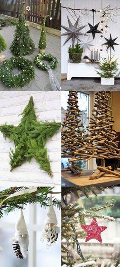 Σπίτι και κήπος διακόσμηση: 20 ξεχωριστές ιδέες χριστουγεννιάτικων δέντρων