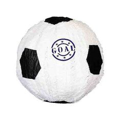Celebrate your love for the world's most beautiful sport with this amazing Soccer Ball Pinata. This white and black Soccer Ball Pinata is perfect for any team event, or birthday party. This Pinata Football Party Games, Football Party Supplies, Soccer Party, Sports Party, Football Soccer, Soccer Ball, Baseball Hats, Pinata Game, Pinata Party