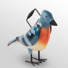 Find it at the Foundary - Blue Bird Watering Can. Mother's Day present?