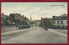 BLACKHEATH-VILLAGE c.1911