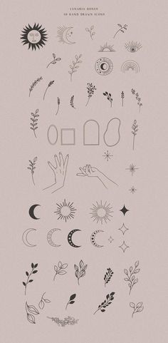 Rustic handmade serif font for handcrafted designs, handmade business. Cute Tiny Tattoos, Dainty Tattoos, Mini Tattoos, Small Tattoos, Small Simple Tattoos, Boho Tattoos, Wiccan Tattoos, Line Art Tattoos, Indian Tattoos
