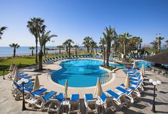 Book Golden Bay Beach Hotel in East Coast of Cyprus, Cyprus with Direct Traveller special deals to Cyprus hotels. Cyprus Larnaca, Cyprus Hotels, Holiday Deals, Beach Hotels, Beautiful Islands, East Coast, Avon, Luxury, Outdoor Decor
