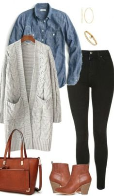This is the perfect Saturday outfit!