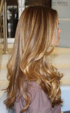 pretty color for hair