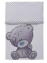 Tiny Tatty Teddy Fleece Blanket