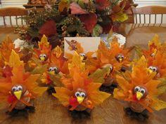 Unique Thanksgiving Decorations On Pinterest
