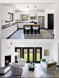 De anticuada a moderna vivienda