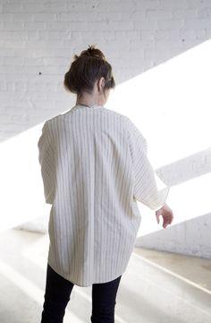 Hackwith Design House   HDH Basics: Easy Kimono