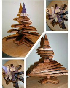 Recycled Art: St Nicolas - Merry Christmas  #recycledart #artdelabarrique #winebarrelart #christmastree #notjustforxmas #madeinoccitanie http://ift.tt/2AuRRxr