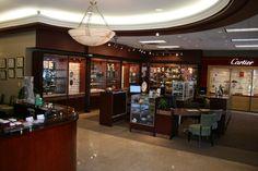 high end showroom