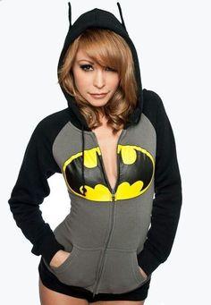 Want this batman hoodie