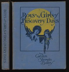 oys and Girls of Discovery Days  1926 by ForgottenBookmarks