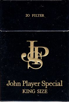 JPS John Player Special 20 Filter