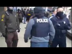 Standing Rock - Police Bag + Beat Citizen - Protest Rally - #NoDAPL Bismarck, ND - YouTube..yet another lie by police, many witnesses that he did nothing.