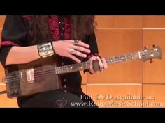 How to Play Mississippi Hill Country Blues on the Guitar Ukulele Instrument, Guitar Chords, Guitar Youtube, Signature Guitar, Slide Guitar, Cigar Box Guitar, Country Blue, Blues Music, Amigurumi