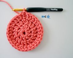 It's easy to crochet in the round once you understand how it works. Follow my Ultimate Guide to Crochet in the Round each project you begin in the round!