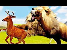 (8) Animals Nursery Rhymes | Colors Dinosaur Vs Gorilla Finger Family | Daddy Finger Family Song - YouTube
