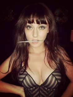 Katharine Isabelle (Mary, American Mary)