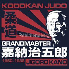 JAPAN GRANDMASTER JUDO JIGORO KANO