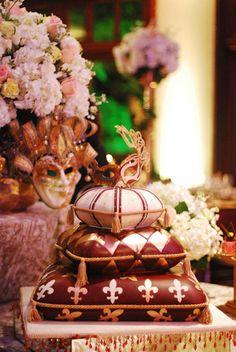 Fiesta de cumpleaños temática. Venecia, eventos ADRIANA SATIZABAL &. Metropolitan, Gingerbread, Gift Wrapping, Cake, Desserts, Gifts, Food, Themed Birthday Parties, Venice