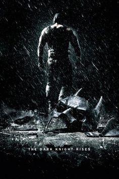 Póster Batman: The Dark Knight Rises