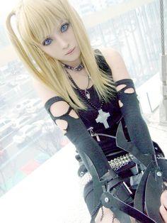 Misa Amane(DEATH NOTE) | SPACE - WorldCosplay