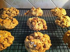 Food, Glorious Food!: A Little Salt, A Little Sweet...That's What Great Cookies are Made Of!