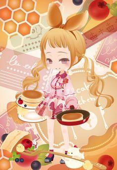 Love Love Pancakes♡|@games -アットゲームズ-