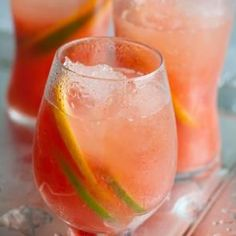 """Bring some zing to your Sutter Home Book Club gathering with this delicious citrus punch from """"The Grown Ups"""" author Robin Antalek. Make it with a light and sweet wine, even something bubbly – white, rose, or moscato. Bourbon Punch Recipe, Holiday Punch Recipe, Rum Punch Recipes, Vodka Recipes, Drinks Alcohol Recipes, Cocktail Recipes, Sangria Recipes, Party Recipes, Cocktail Drinks"""