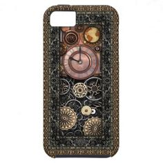 iPhone 5 Case - Elegant Steampunk #2